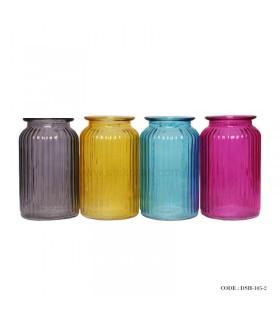 مدل گلدان شیشه ای رومیزی سری 2-105