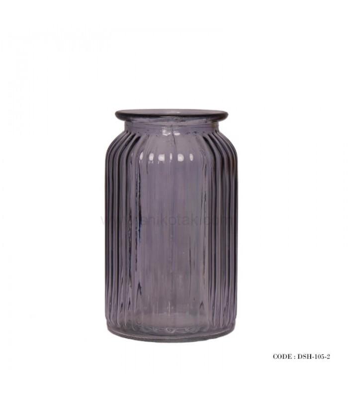 مدل جدید گلدان شیشه ای رومیزی سری 2-105