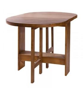 میز ناهار خوری تاشو گرد