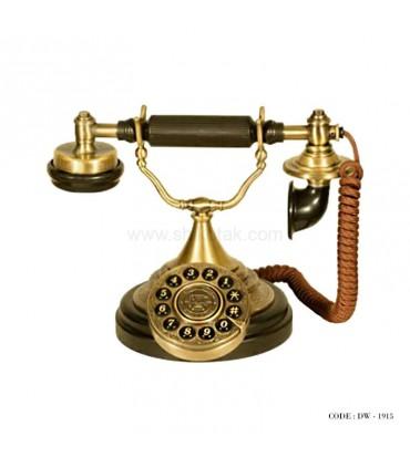تلفن چوبی کلاسیک سری 1915