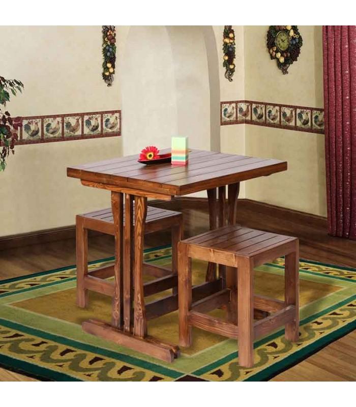 مدل جدید میز ناهار خوری دو نفره مستطیل