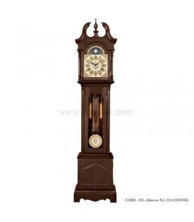 ساعت ایستاده لوتوس فندقی مدل آلبرتو