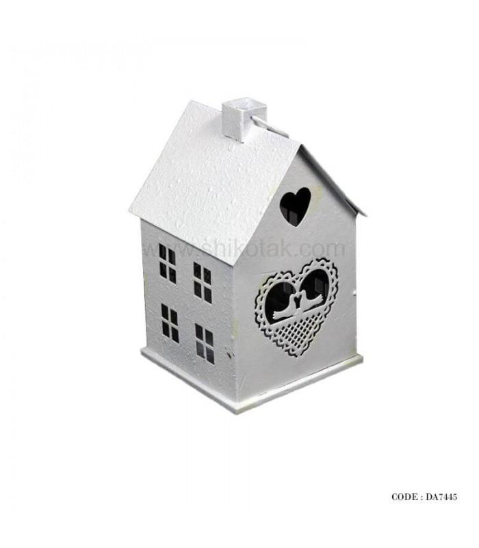 فانوس فلزی دکوری طرح Love Home