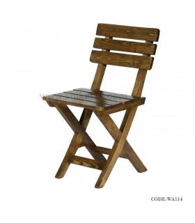 صندلی چوبی راحت سری 114