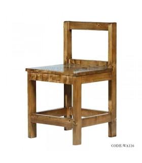صندلی چوبی سری 116
