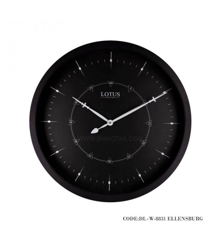 ساعت دیواری دایره ای مدل Ellensburg