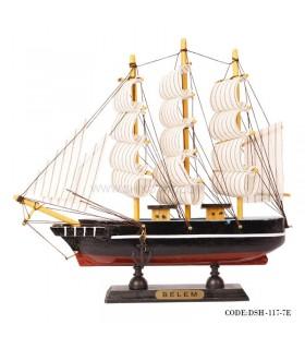 کشتی چوبی مدل 7E