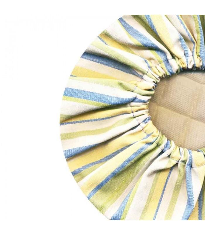 لوازم پارچه ای آشپزخانه طرح اسپرید آبی