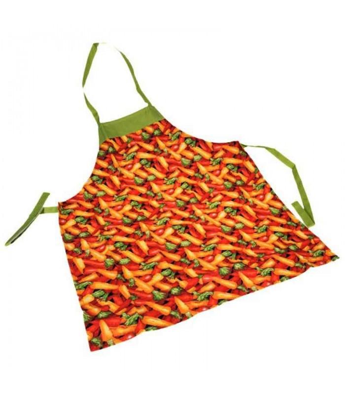 پیشبند تک Rezin Taj طرح هویج