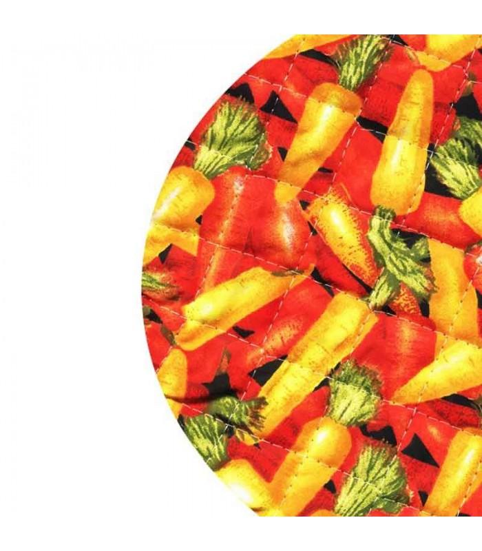 دم کنی کش دار سه تکه طرح هویج