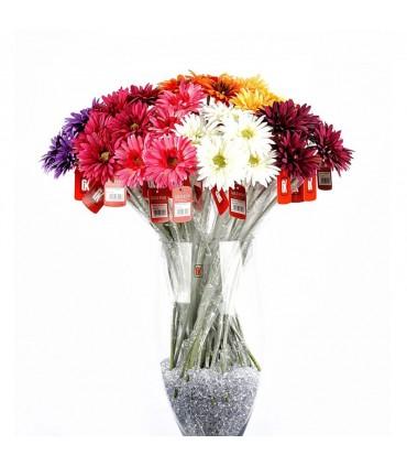 گل مصنوعی ژربرا