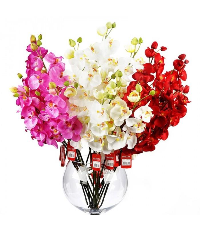 گل کریستال با ساقه بلند گلهای مصنوعی ساقه بلند – سایت قیمت ها mimplus.ir