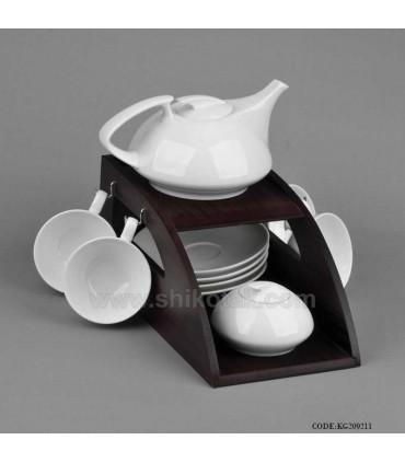 سرویس چای خوری سرامیکی چراغ جادو