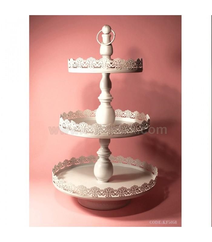 کیک خوری ایکیا سه طبقه