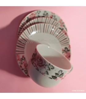 فنجان نعلبکی چینی