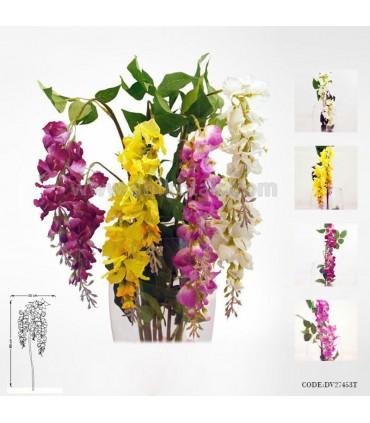 گل مصنوعی پیچ گلیسین