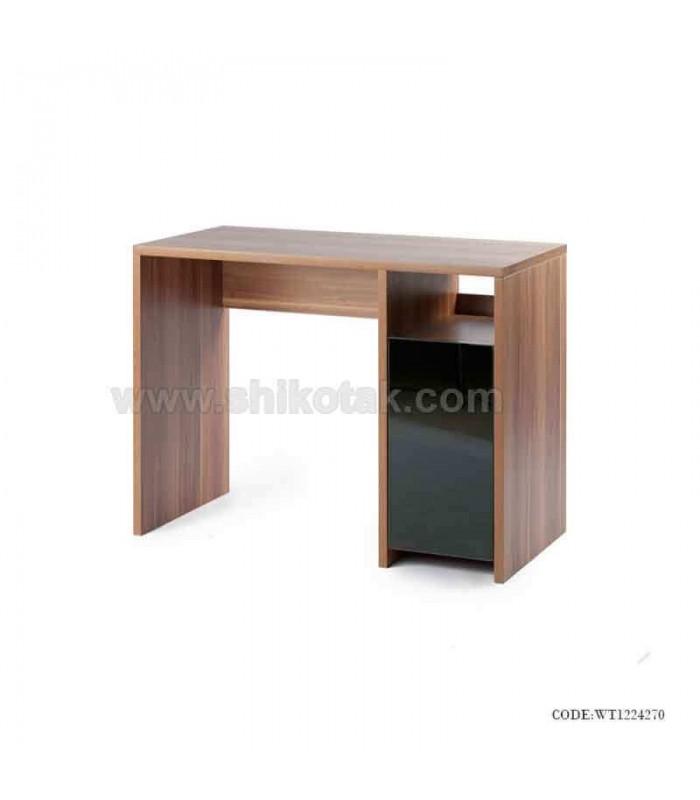 میز تحریر مدرن مدل رایان گردویی