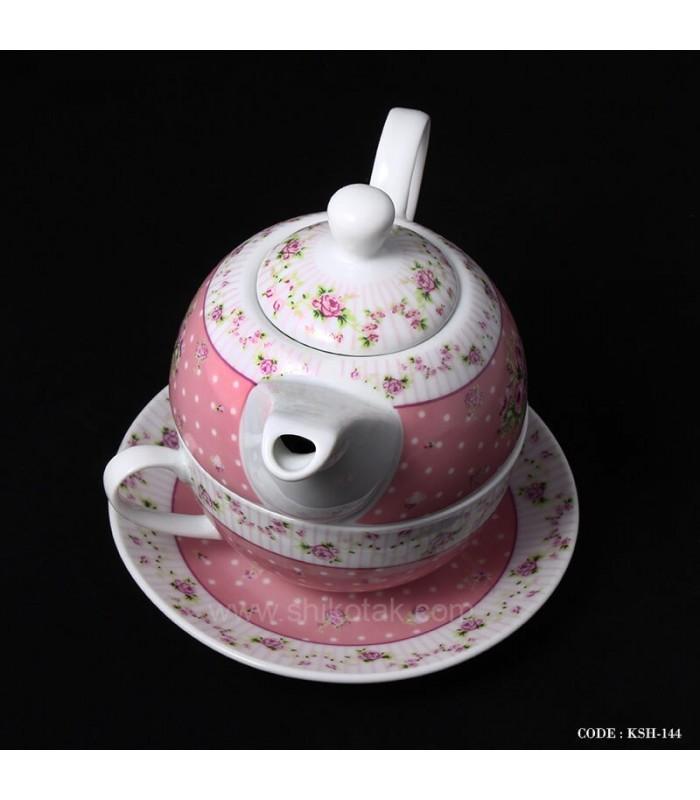 شیک ترین ست چای خوری یک نفره