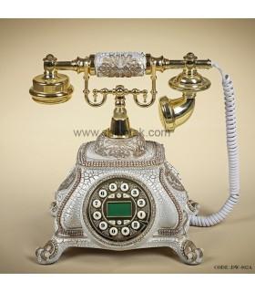 تلفن کلاسیک طرح آنتوان سفید