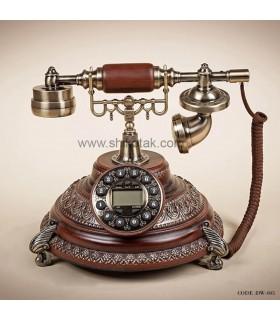 تلفن مدل قدیمی طرح میشل