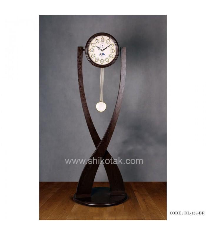 ساعت ایستاده پاندول دار سری 125 فلور سونایی