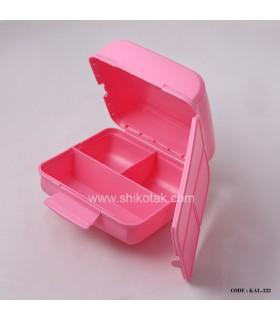 ظرف غذا پلاستیکی در دار سری322