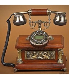 تلفن چوبی سلطنتی سری 301