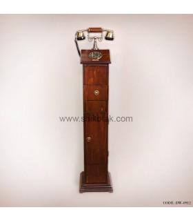 تلفن چوبی طرح قدیمی سری 0912