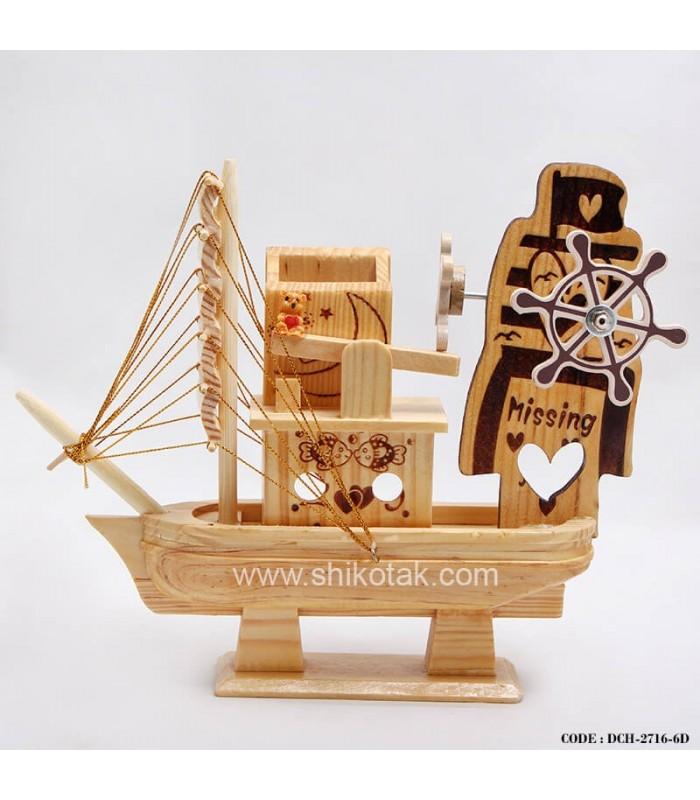 کشتی دکوری موزیکالی سری6D
