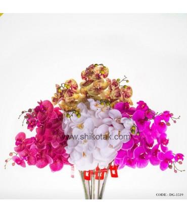 گل مصنوعی ارکیده شاپرکی