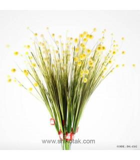 گل زرد صحرایی مصنوعی