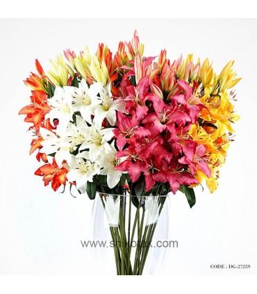گل مصنوعی لیلیوم