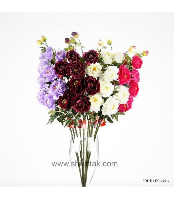 گل مصنوعی پائونیا