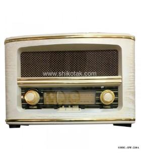 رادیو فلش خور کلاسیک سری 510A