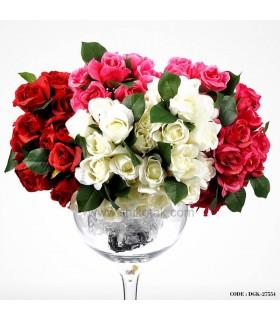 گل رز ملکه مصنوعی