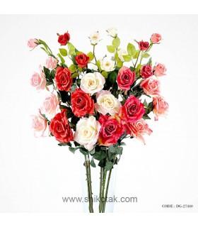 گل سرخ شاخه بلند مصنوعی