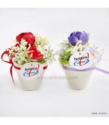 گلدان های تزئینی کوچک