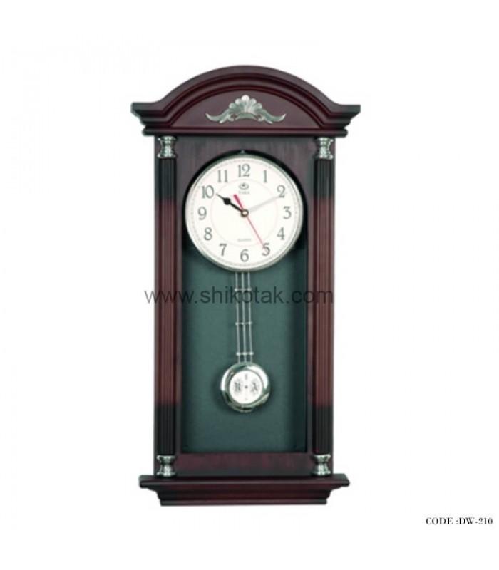 ساعت دیواری پاندول دار سری 210