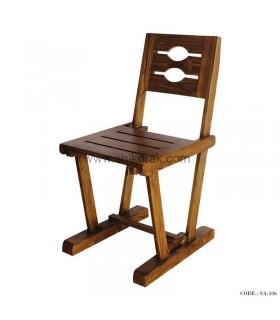 صندلی چوبی کلاسیک سری 106