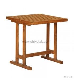 میز غذا خوری چوبی سری 404