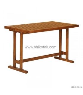 میز  ناهارخوری تمام چوب سری 416