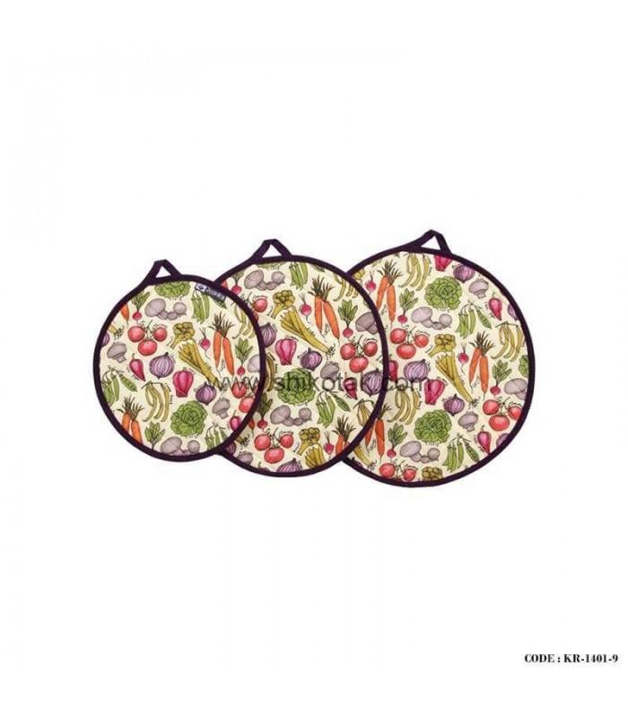 دم کنی آشپزخانه طرح سبزیجات