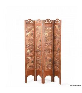 پاراوان چوبی طرح دار سری0010