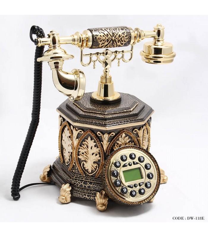 جدیدترین مدل تلفن سلطنتی سری 118