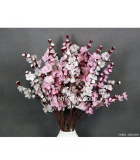گل های مصنوعی طرح شکوفه