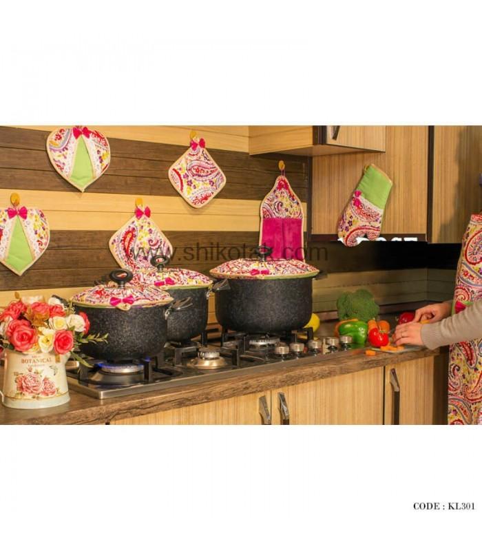 سرویس پارچه ای آشپزخانه سری301