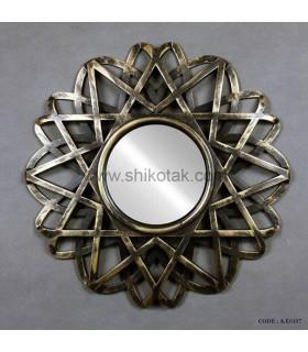 آینه دیواری طرح ستاره