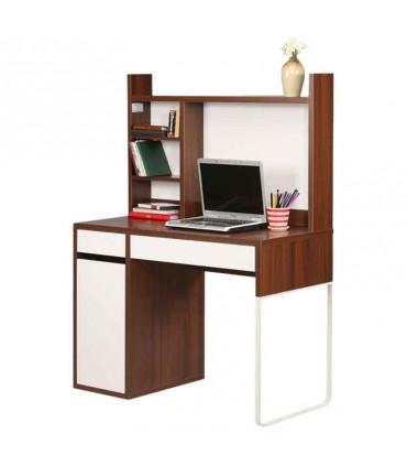 میز تحریر و کتابخانه جوانه جلیس مدل بانه و ابیانه