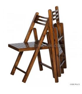 صندلی چوبی تاشو سری 121