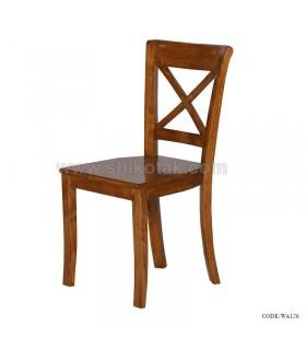 صندلی چوبی ساده سری 126